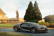 Carbon Fiber Mania: Bugatti Chiron Boasting Unique Wrapping