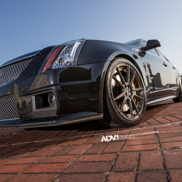 Custom Cadillac Cts: Images, Mods, Photos, Upgrades