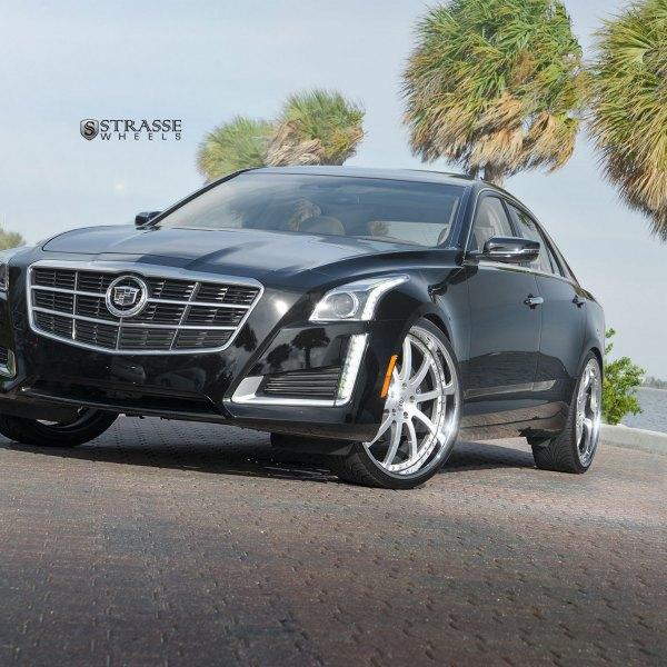 Custom Cadillac Ats
