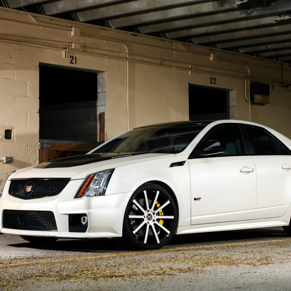 2011 Cadillac Cts V Coupe Race Car: Images, Mods, Photos, Upgrades