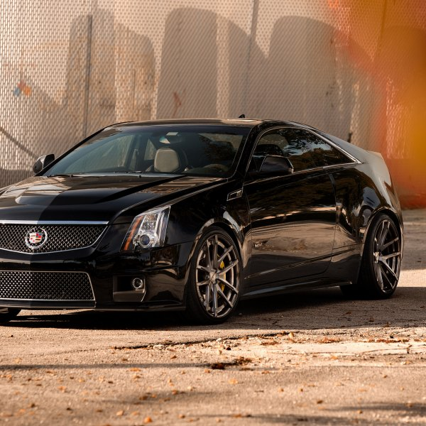 Cadillac Cts V 2009: Images, Mods, Photos, Upgrades