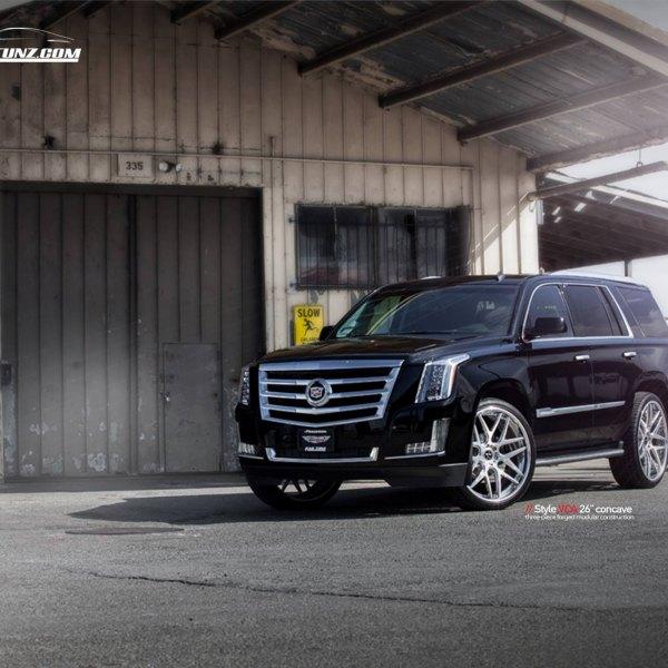 Custom 2016 Cadillac Escalade