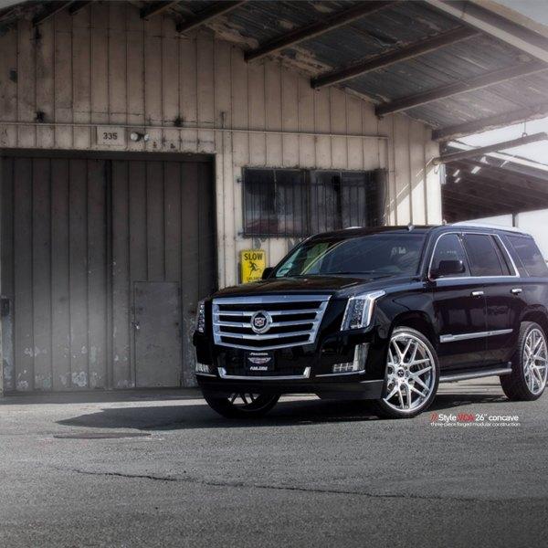 Custom 2017 Cadillac Escalade