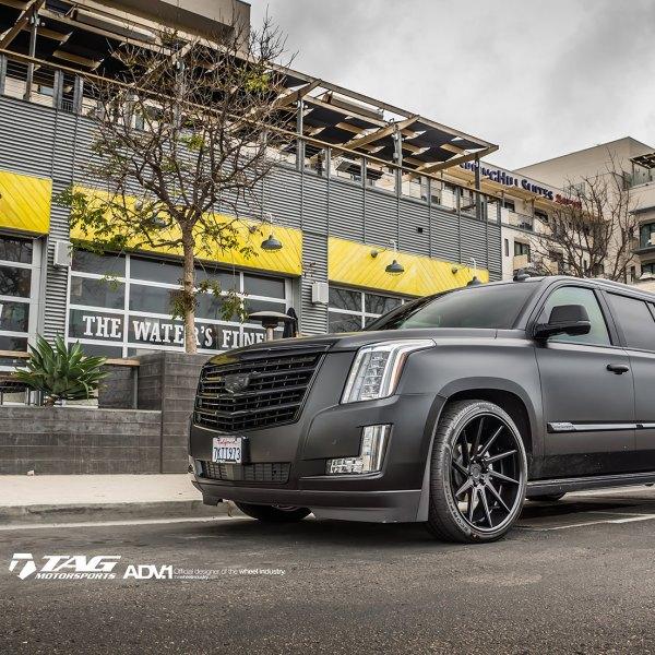 Custom 2015 Cadillac Escalade
