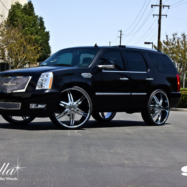 Custom 2008 Cadillac Escalade
