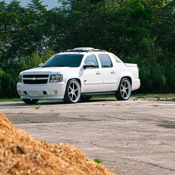 custom 2007 chevy avalanche images mods photos