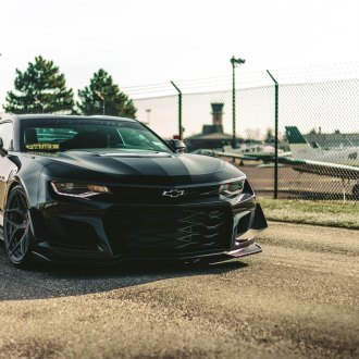 Black Panther: Chevy Camaro Gets an Impressive Customization