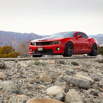 American Red Pride: Customized Chevy Camaro