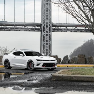 Greatest Muscle Car Camaro SS Enhanced with Superior Aftermarket Accessories
