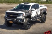 Customized Chevy Colorado: More Than Just an Improved Off-Roader
