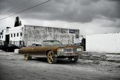 Donk Chevy Impala on DUB Wheels
