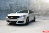 Chevy Impala Never Looked So Good, Fitted with Carbon Fiber Grille and More