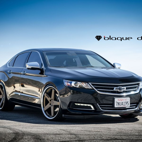 Custom 2018 Chevy Impala Images Mods Photos Upgrades