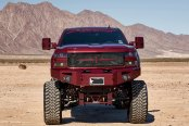 Silverado 2500HD on Fuel Renegade Off-Road Rims