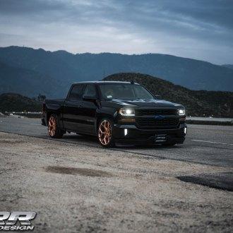 Custom 2017 Chevy Silverado Images Mods Photos