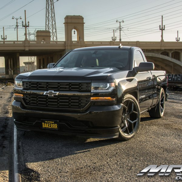 Custom 2017 Chevy Silverado | Images, Mods, Photos ...