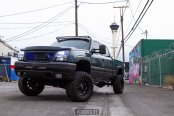 Dope Silverado to Magnetize Your Look with Custom Lighting