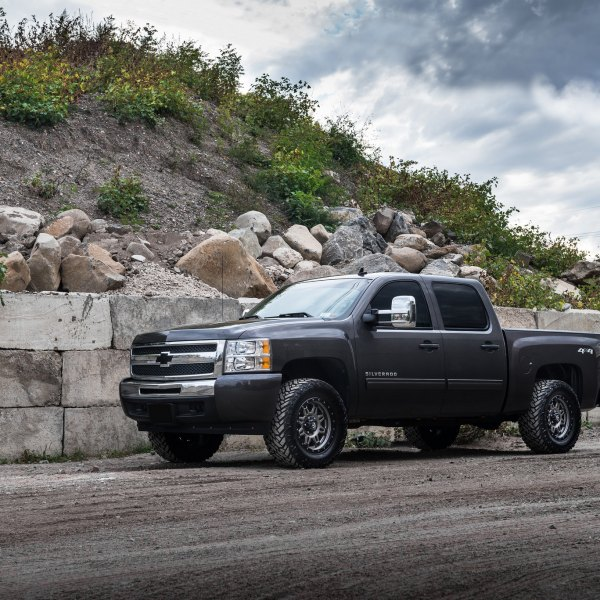 2008 Chevy Silverado Lifted >> Custom 2008 Chevy Silverado 1500 Images Mods Photos Upgrades