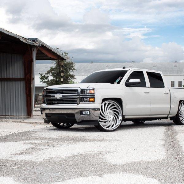 Custom 2015 Chevy Silverado | Images, Mods, Photos, Upgrades — CARiD ...