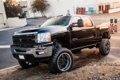 The Higher the Truck the Closer to God: Lifted Silverado Enhanced by RBP