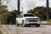 Chevy Silverado Looks Exactly as Tough as It Should