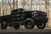 Civilized Off-Roader: Chevy Silverado Boasting Proper Mods