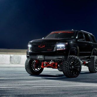 Custom 2017 Chevy Tahoe Images Mods Photos Upgrades