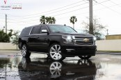MC Customs' Styling Touches Done to Chevy Tahoe