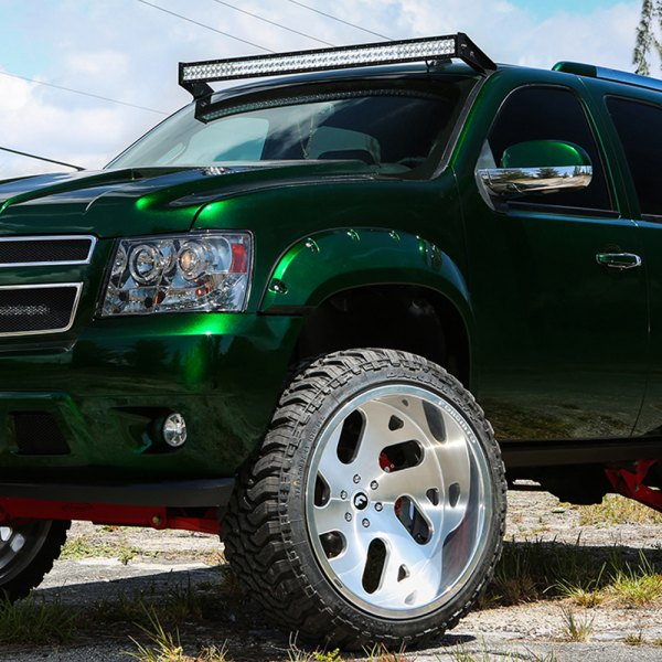 custom 2014 chevy tahoe images mods photos upgrades. Black Bedroom Furniture Sets. Home Design Ideas