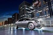 Plenty of Bright Chrome Trim Detected on Chrysler 300 Shod in Custom Forgiato Wheels