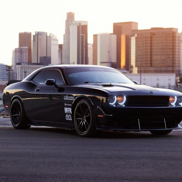 Custom 2014 Dodge Challenger Images Mods Photos Upgrades