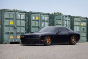 Jaw Dropping Exterior Updates Spotted on Stanced Challenger SRT