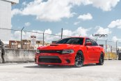 Red Dodge Charger SRT Is Moving the Game On