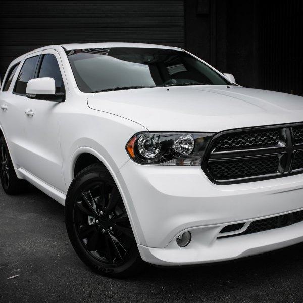 Custom 2011 Dodge Durango Images Mods Photos Upgrades Carid