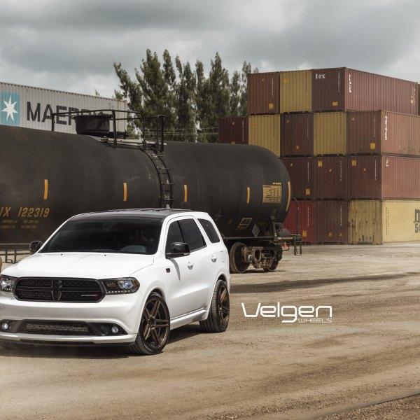 2016 Dodge Durango Suspension: Images, Mods, Photos, Upgrades