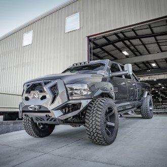 Fab Fours Grumper Truck Per On Dodge Ram 3500 Photo By