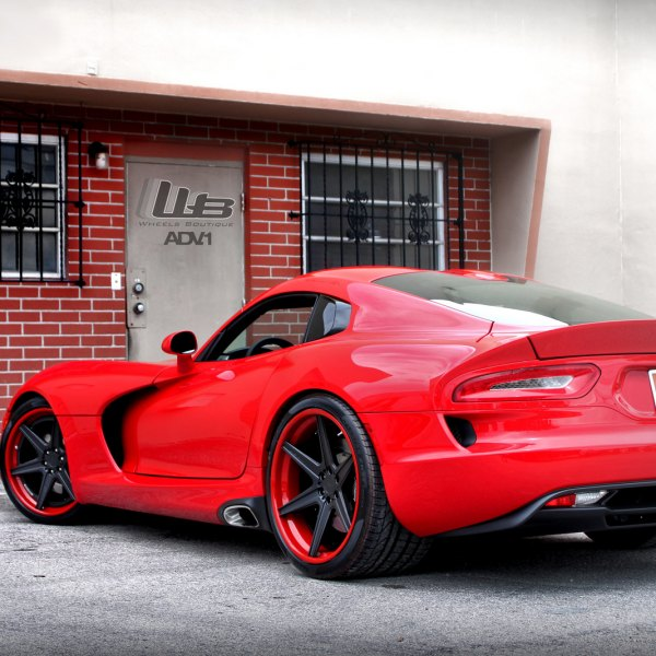 Custom 2017 Dodge Viper | Images, Mods, Photos, Upgrades ... |Viper With Spoiler