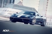 Special Edition Ferrari 360 Stradale in Competition Black Color
