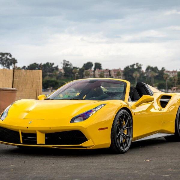Ferrari Convertible: Images, Mods, Photos, Upgrades — CARiD