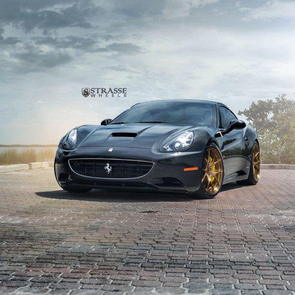 Custom 2009 Ferrari California Images Mods Photos Upgrades