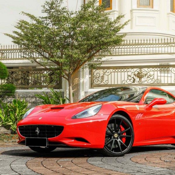Custom Ferrari California Images Mods Photos Upgrades Carid