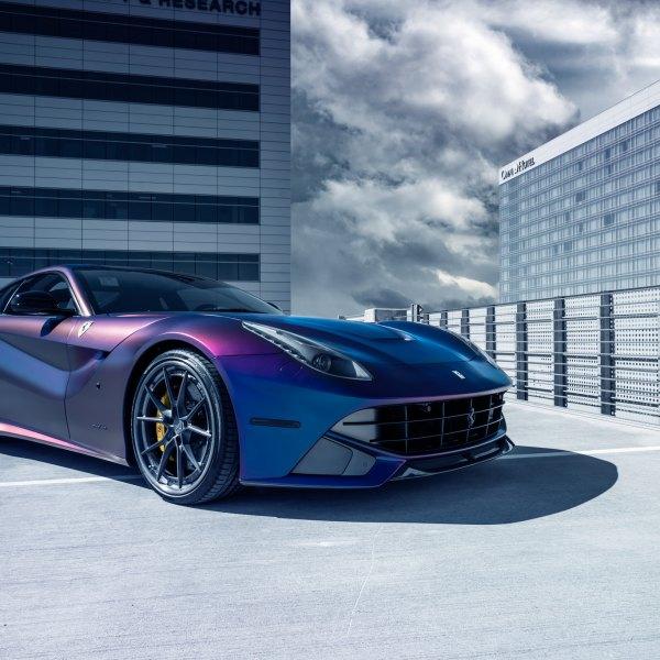 Custom 2019 Ferrari F12 Berlinetta Images Mods Photos Upgrades