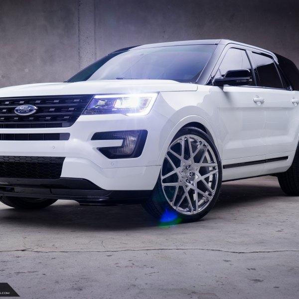 Custom Ford Explorer Images Mods Photos Upgrades Carid Com