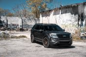 Badass Black Ford Explorer for the Everyday Gangster