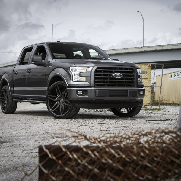 Custom F 150 >> Custom Ford F 150 Images Mods Photos Upgrades Carid Com Gallery