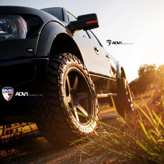The King of The Ranch - Black F150 Raptor by ADV1
