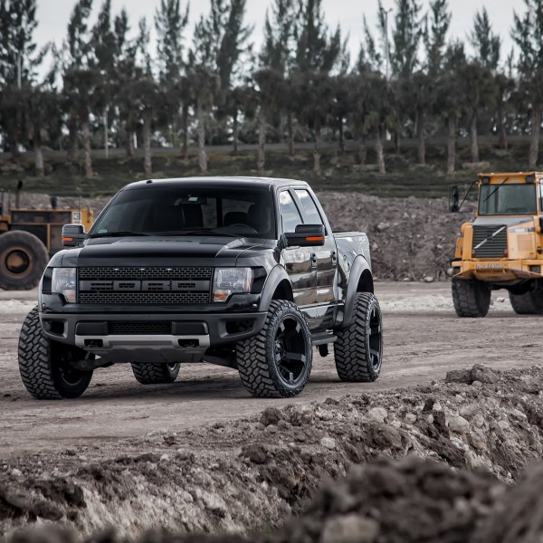 custom ford f 150 images mods photos upgrades carid gallery F150 Back Rack ford f150 raptro with wide stance photo by exclusive motoring