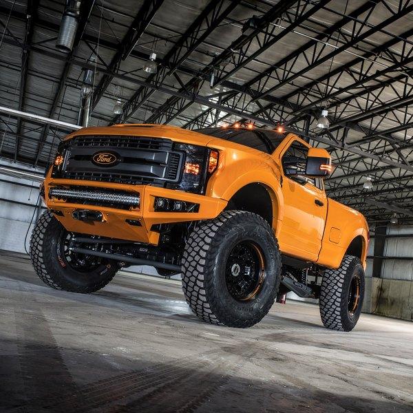 Custom 2015 Ford Fusion >> Custom 2018 Ford F-250 | Images, Mods, Photos, Upgrades — CARiD.com Gallery
