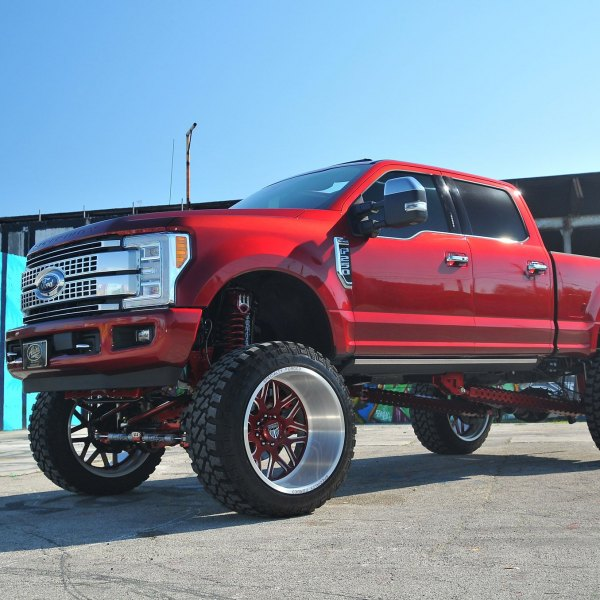 Lifted 2007 F150 >> Custom 2018 Ford F-250 | Images, Mods, Photos, Upgrades — CARiD.com Gallery