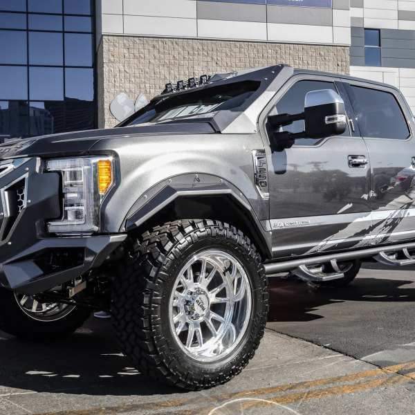 Ford Focus Off Road Tires >> Custom 2018 Ford F-250 | Images, Mods, Photos, Upgrades — CARiD.com Gallery